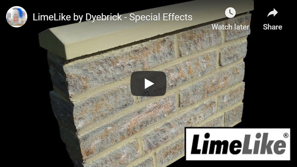 LimeLIke Artistic Special Effects Video - Stone
